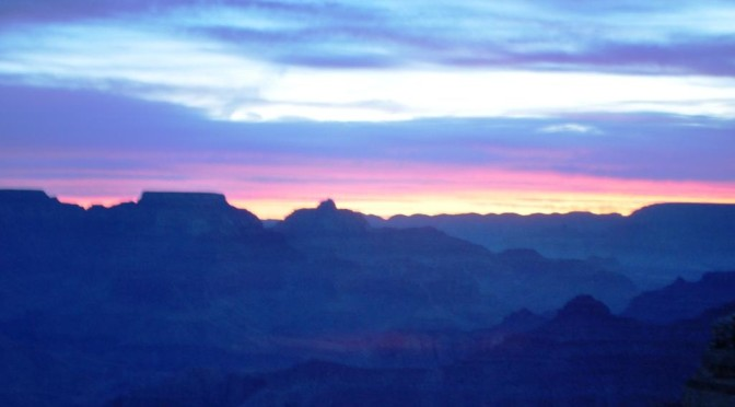 Major Grand Canyon Corridor Trails for Day-Hikers