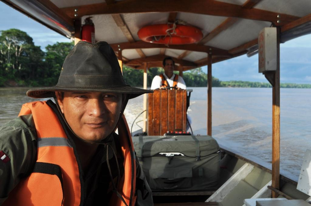 Amazon tiver travel